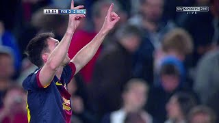 Lionel Messi vs Real Betis (Home) 12-13 HD 720p - English Commentary