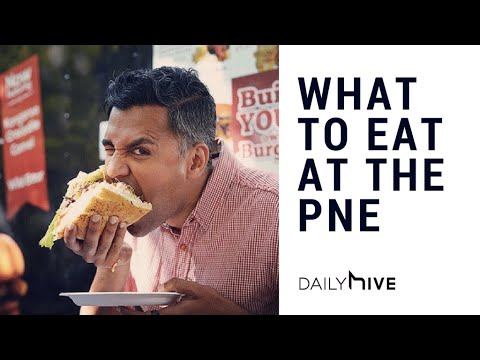 What to eat at the Vancouver PNE Food Fair 2016