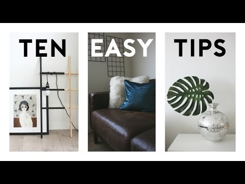 10 EASY TIPS TO SPICE UP YOUR ROOM FOR SPRING! LIFE HACKS FOR YOUR BEDROOM 2017!