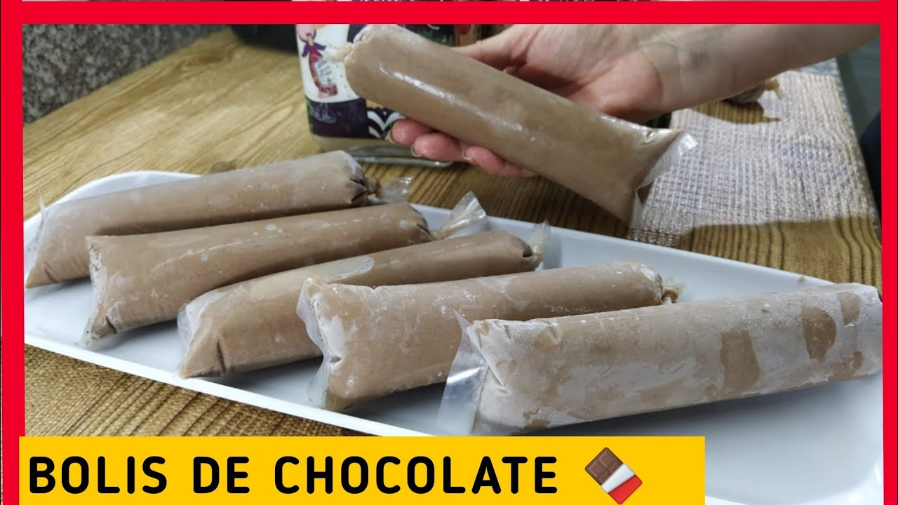 COMO HACER BOLIS DE CHOCOLATE CREMOSOS / BOLIS GOURMET