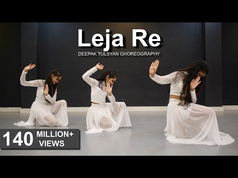 Leja Re  Easy Dance Steps  Dhvani Bhanushali  Deepak Tulsyan  G M Dance