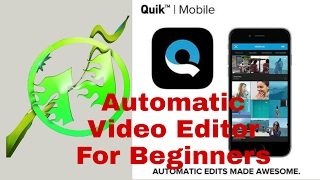 Video Editor Easy To Use For Beginners  English