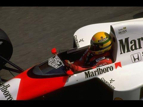 Ayrton Senna - Amazing Onboard Qualifying Lap - Monaco GP 6th May 1989