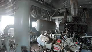 Caterpillar 3512 Gemini D602 810HP Recip Compressor Unit #1145 SL