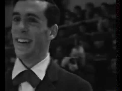 Gary Visconti - 1968 World Figure Skating Championships LP