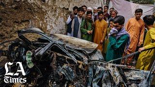 Relative of Kabul victim of U.S. airstrike speaks