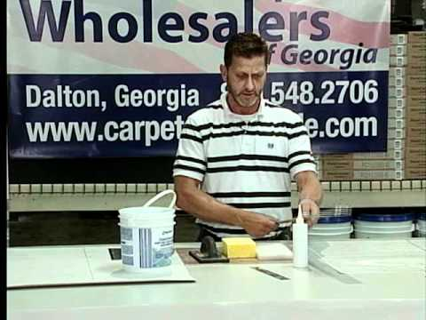 DuraCeramic Installation Video American Carpet Wholesalers.of Georgia