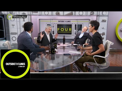 OTL's Friday Four toasts to Bob Ley's 6-month sabbatical | Outside The Lines | ESPN