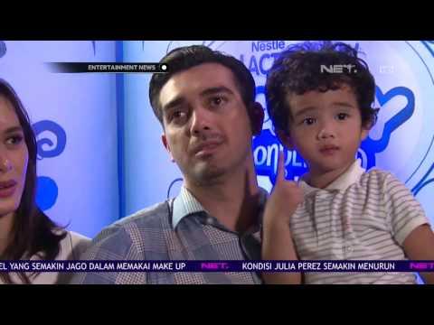 Fachri Albar dan Renata Kuswanto Dukung Penuh Anaknya Bermusik