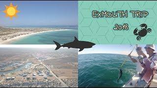 Exmouth WA Trip