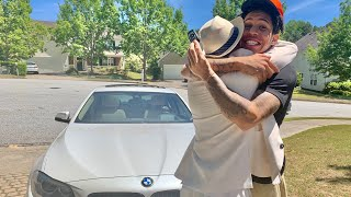 SUPRISING MY DAD WITH HIS DREAM CAR PRANK ‼️🤬| ( MUST WATCH ) 😱