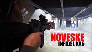 NOVESKE INFIDEL KX5 AR15 - AIMPOINT T2 - RAPID FIRE!