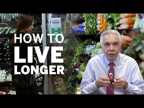 Dr. Joe Schwarcz: How to live longer