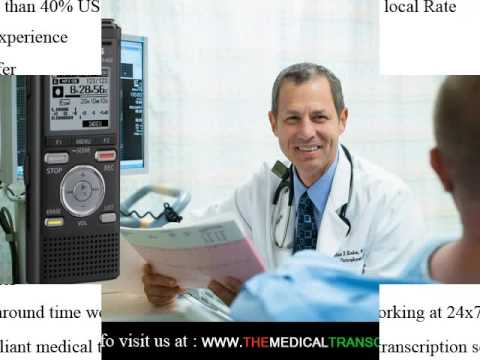 Freelance Home Based Medical Transcription in Bangalore