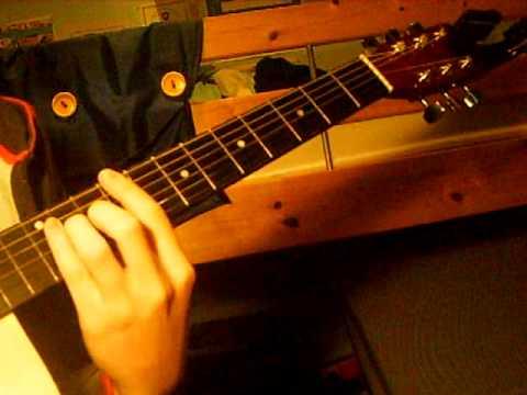 Smells like teen spirit chords - acoustic cover - YouTube
