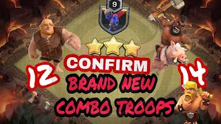 Th9 new attck strategy|| Time2Clash||clash of clans