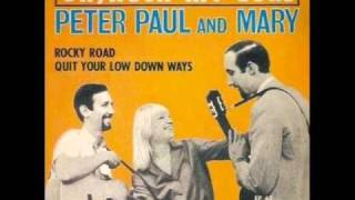 Watch Peter Paul  Mary Oh Rock My Soul video