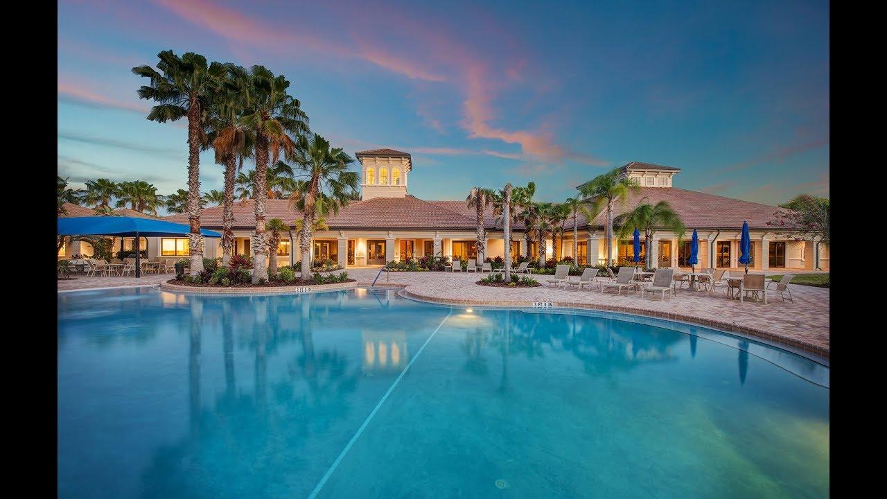 New Active Adult Homes in Sarasota, FL - Cypress Falls at the Woodlands by  Del Webb