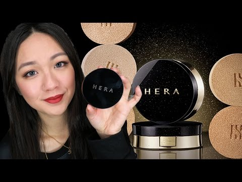 HERA Black Cushion 블랙 쿠션 |REVIEW & FIRST IMPRESSION