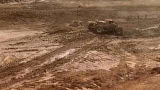 Wicked Dam Reunion Mud Racing