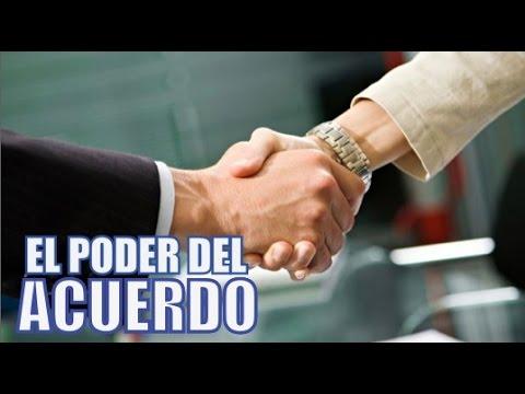 040 EL PODER DEL ACUERDO / OMAR HERNANDEZ
