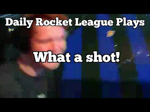 Daily Rocket League Plays: What a shot! thumbnail