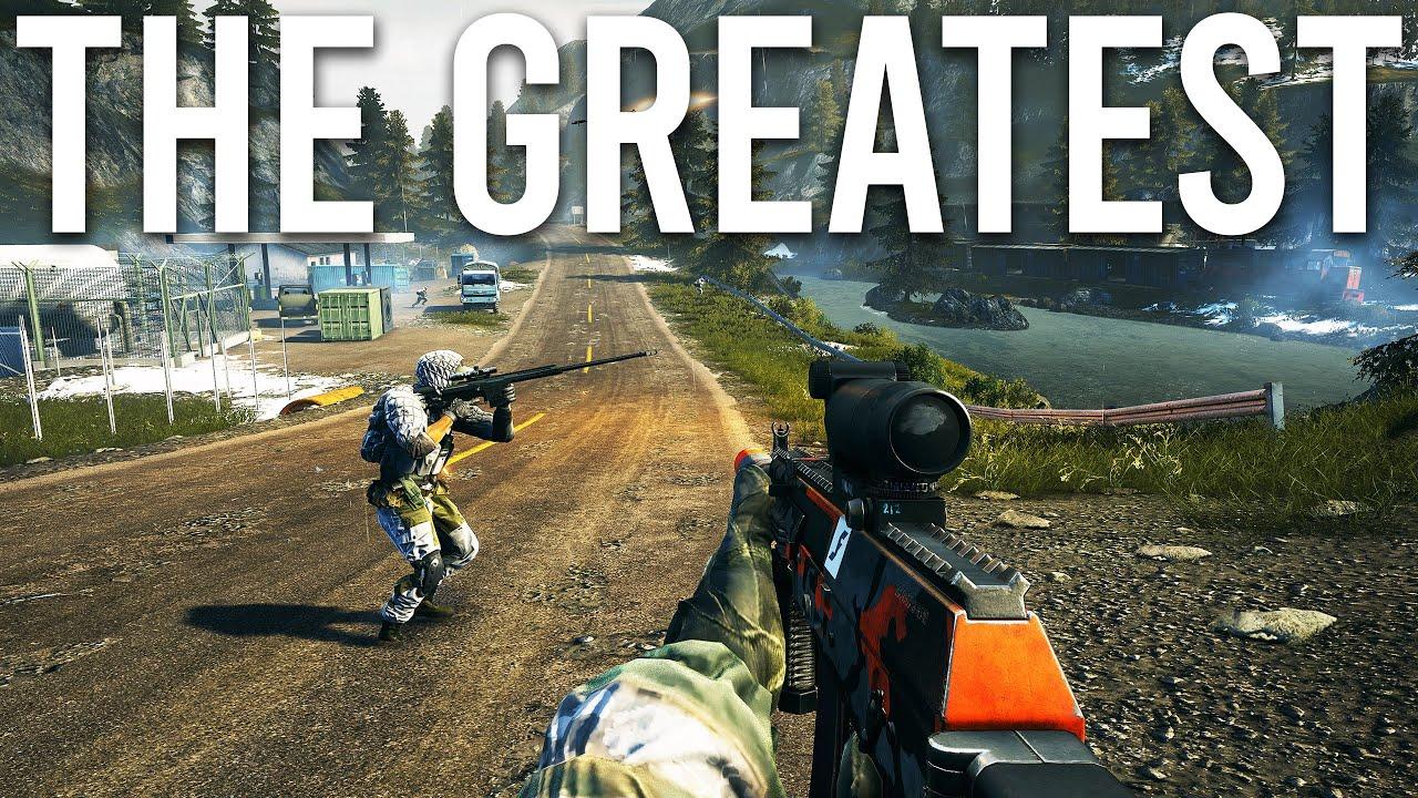 Battlefield 4 had everything we needed...