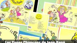 jean rene, les super chansons de Jean René