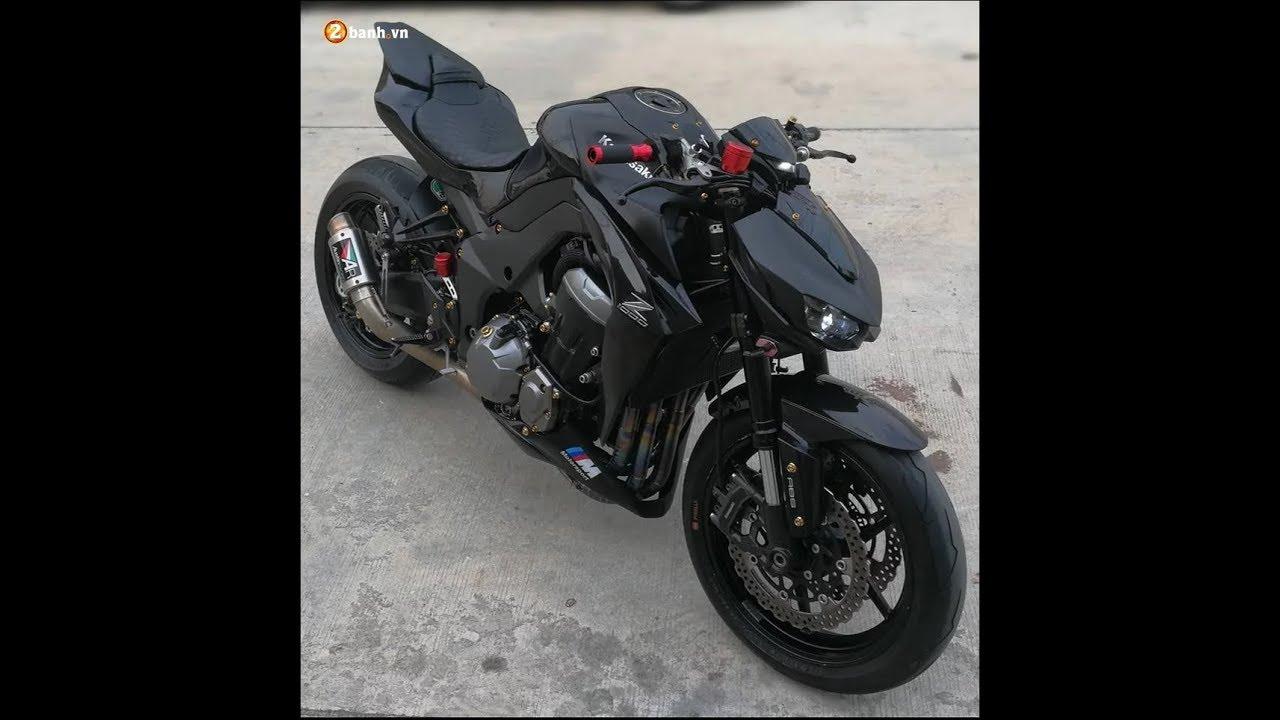 Kawasaki Z1000 Black Edition Youtube