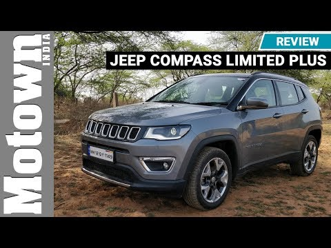 Jeep Compass Limited Plus | Review | Motown India