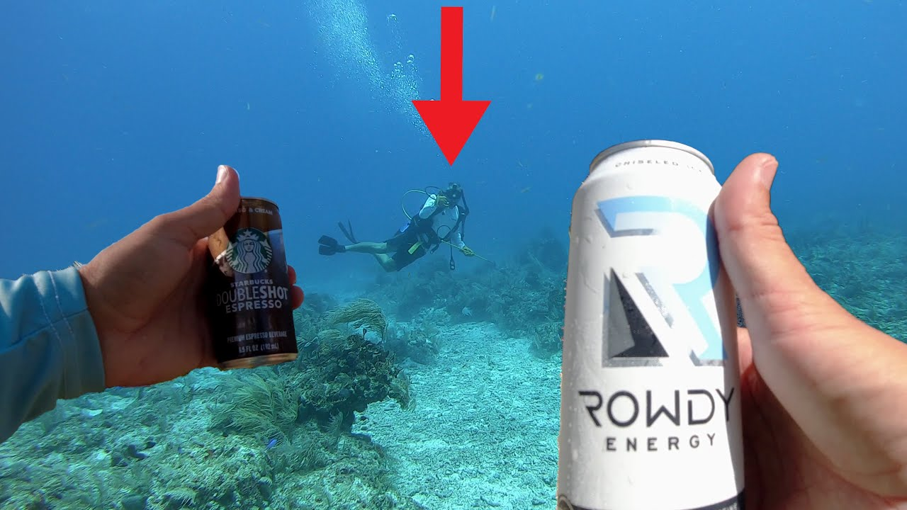 2 Energy Drinks before FISHING.. THIS Happens {Catch Clean Cook}