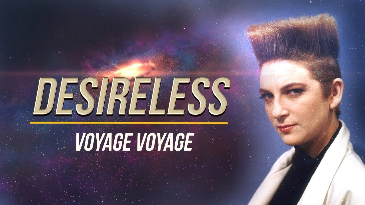 desireless voyage voyage