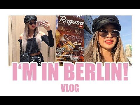 BERLIN VLOG 2017 | Ragusa Chocolate Event, Shopping, Augsburg #ad