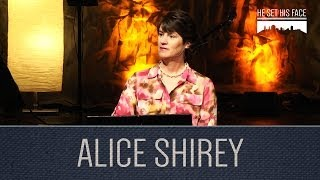He Set His Face: What Makes God Angry? - Alice Shirey