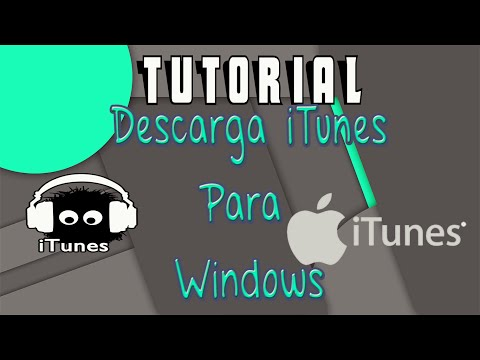 Descarga iTunes Para Windows   OJO Solo 64 Bits