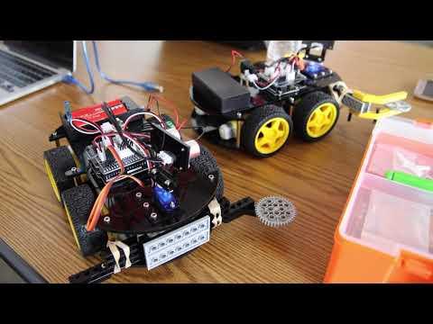 2017 CLAS Summer STEPS Program -  Robotics camp