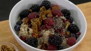 Overnight Oatmeal: A Healthy Breakfast For Seniors