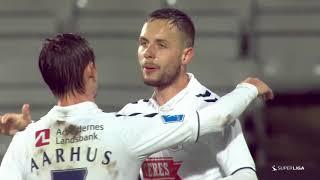 AGF - Vejle Boldklub (3-12-2018)