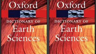 Gambar cover Dictionary of EARTH SCIENCES-OXFORD Digital Book :087728733575-085724265515(BUKUPEDIA)