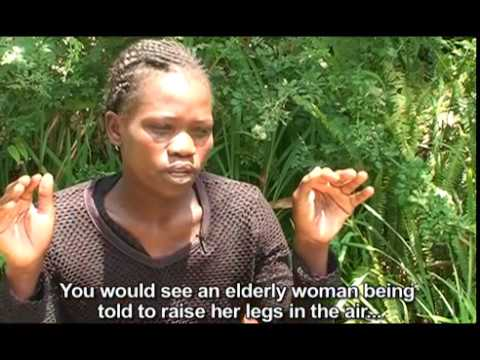 Hear Us  Zimbabwean Women Affected by Political Violence