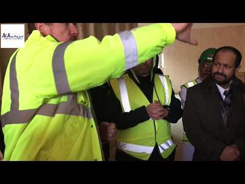 Cambridge New Mosque Site - Exclusive Tour by Shaykh Abdul Hakim Murad
