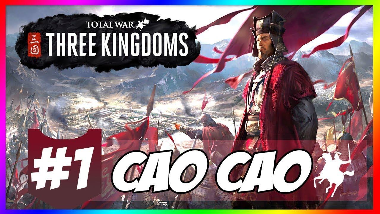 TOTAL WAR THREE KINGDOMS #1 SIÊU PHẨM GAME DÀN TRẬN RTS, ỨNG CỬ VIÊN GAME HAY NHẤT NĂM !!!
