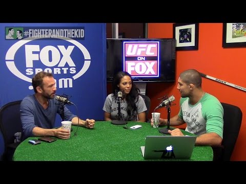 The Fighter and The Kid - Soccer Star and Olympic Gold Medalist Sydney Leroux