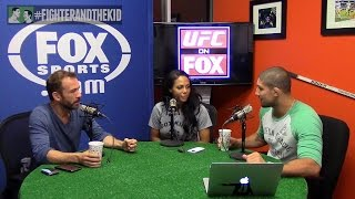 Fighter & The Kid: Soccer Star and Olympic Gold Medalist Sydney Leroux