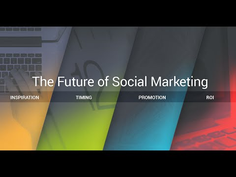 World's Only Predictive Social Analytics Solution: Social Media Minute