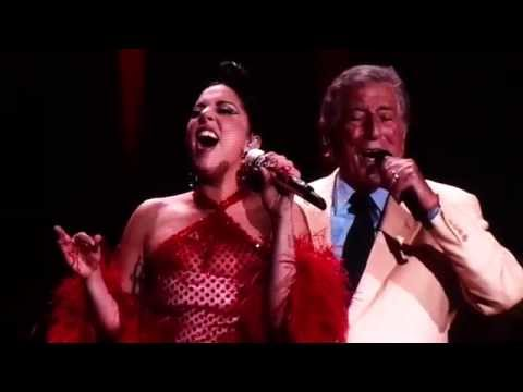Tony Bennett & Lady Gaga ( I Can't Give You Anything But Love) HD-  Live In Houston,Tx  4/24/15