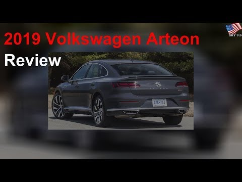 2019 Volkswagen Arteon Review: A stylish alternative to midsized sedans