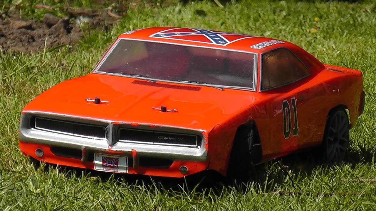 Rc General Lee Youtube