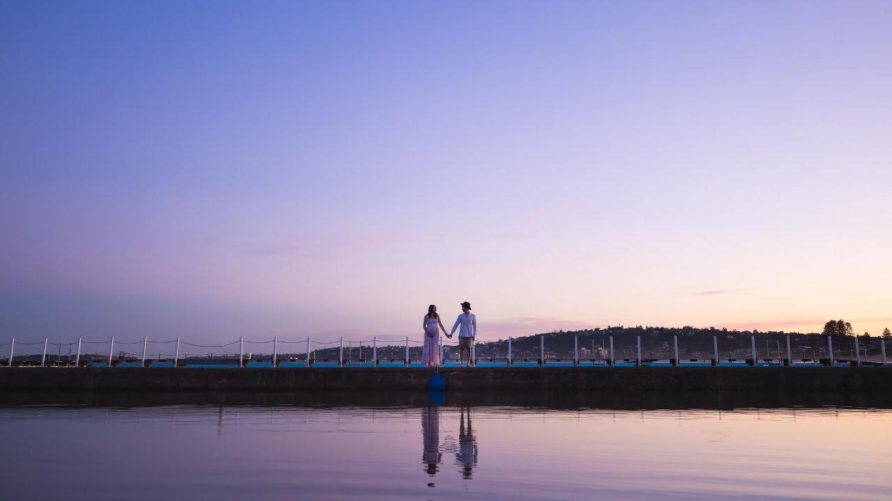 Melissa & Nathan COUPLE FILM 4K | BMPCC4k | Sirui 35mm Anamorphic | Sydney |