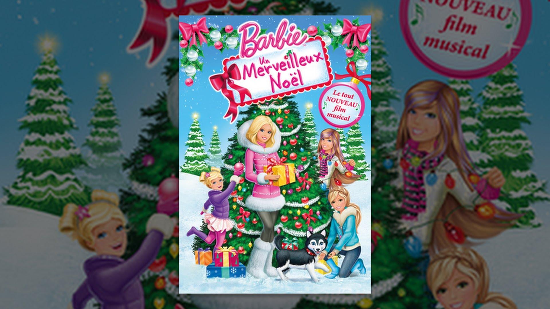 Barbie un merveilleux no l vf youtube - Un merveilleux noel barbie ...